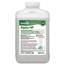 Diversey Alpha HP Concentrated Multi Surface