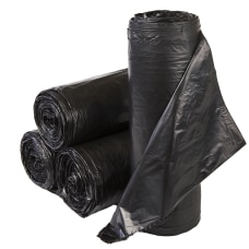 Inteplast LLDPE Can Liners 09 mil