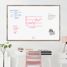 U Brands Magnetic Dry Erase Board