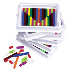 Learning Resources Connecting Cuisenaire Rods Multipacks
