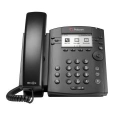 Polycom VVX 301 6 Line VoIP