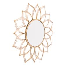 Zuo Modern Flower Round Mirror 27