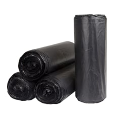 Inteplast HDPE Can Liners 22 Microns