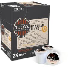 Tullys Coffee Hawaiian Blend Coffee Single