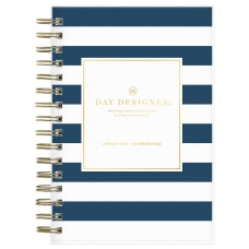 Day Designer Frosted DailyMonthly Planner 8