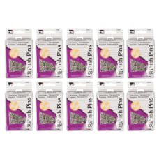 Charles Leonard Push Pins 716 x