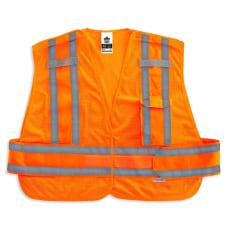 Ergodyne GloWear Safety Vest Expandable Type