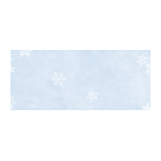 Great Papers Holiday Envelopes Winter Flakes