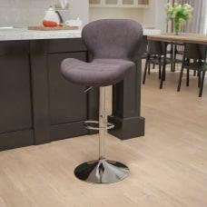 Flash Furniture Contemporary Adjustable Fabric Bar