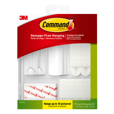 Command Picture Hanging Kit 3 Sawtooth