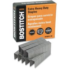 Bostitch B38HD 1M Heavy Duty Staples