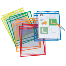 Pacon Dry Erase Pockets 10 x