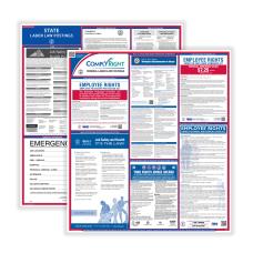 ComplyRight Nebraska FederalState Labor Law Poster
