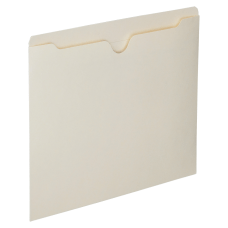 SKILCRAFT Manila Double Ply Tab File