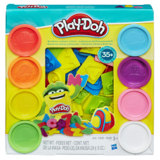 Play Doh Number Letters And Fun