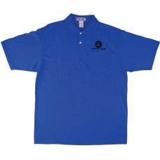 Jerzee Embroidered 5050 Polo Shirt