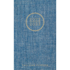 Graphique 2 Year Pocket Size Planner
