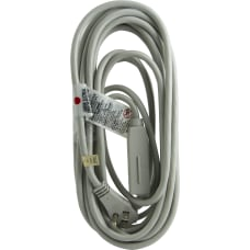 GE 3 Outlet Extension Cord 25
