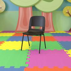 Flash Furniture HERCULES Series Ergonomic Stack