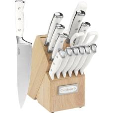 Cuisinart Classic C77WTR 15P Knife Set