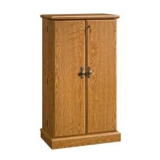 Sauder Orchard Hills Multimedia Storage Cabinet