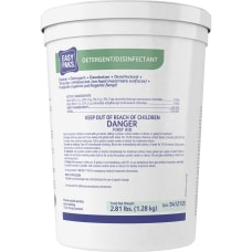 Diversey EasyPaks DetergentDisinfectant Concentrate Powder 050