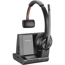 Plantronics Savi Wireless Headset System Mono