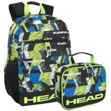 HEAD Sporty Backpack And Lunch Bag