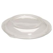 Genpak Dome Lids For Silhouette Plastic