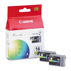 Canon BCI 16 Tricolor Ink Tanks