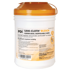 Unimed Midwest Sani Cloth Bleach Wipes
