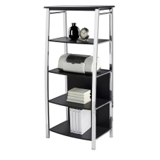 Realspace Mezza 60 H 4 Shelf