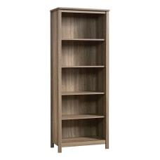 Sauder County Line Library 5 Shelf