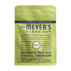 Mrs Meyers Clean Day Automatic Dish