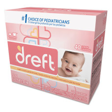 Dreft Ultra Powdered Laundry Detergent Baby
