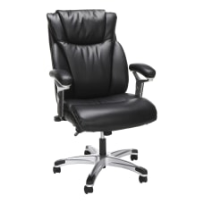 OFM Essentials Bonded Leather High Back