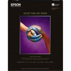 Epson 17 x 22 Velvet Fine