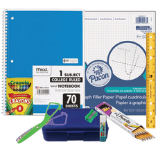 Basic 106 Piece Elementary School Supply