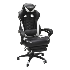 Respawn 110 Racing Style Bonded Leather