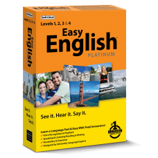 Individual Software Easy English Platinum Disc