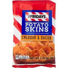 INVENTURE FOODS TGI Fridays CheddarBacon Snack