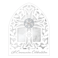 Amscan Religious Communion Novelty Invitations With