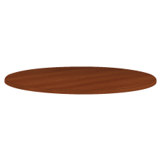 HON Conference Table Top Round Cognac