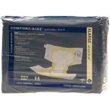 Comfort Aire Disposable Briefs X Large