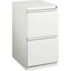 Lorell 20 D Vertical 2 Drawer