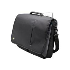 Case Logic Laptop Messenger Bag Black
