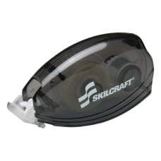SKILCRAFT Permanent Adhesive Double Sided Tape