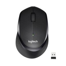 Logitech M330 Silent Plus Wireless Mouse