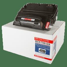MicroMICR THN 42A HP Q5942A Black