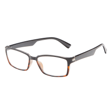 ICU Eyewear Rectangular Reading Glasses Black